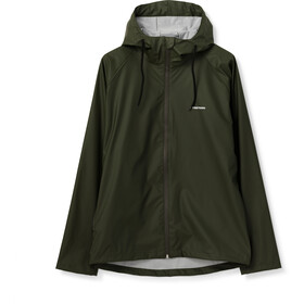Tretorn Packable Rainset Dame Forest Gree